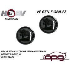 BADGE HSV HELMET LION & HELMET VF GEN-F GEN-F2 GTSR & W1 BOOT & BONNET SED GLOSS