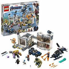 LEGO Super Heroes Avengers Compound Battle Set 76131