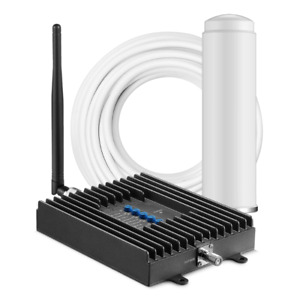SureCall Fusion4Home Cell Phone Signal Booster, Omni/Whip Antennas