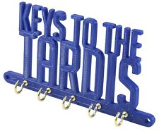 Doctor Who Dr. Who Tardis Key Rack Hanger Holder Entryway Storage Wall Mounted