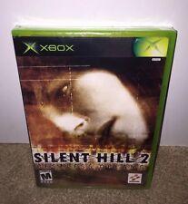 Silent Hill 2: Restless Dreams NEW SEALED! RARE BLACK LABEL! Microsoft Xbox 2001