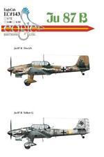Eagle CAL 1/48 JUNKERS Ju87B # 48143