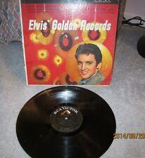 ELVIS GOLDEN RECORDS  (1958)  RCA VICTOR ALBUM