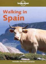 Walking in Spain (Lonely Planet Walking Guides),Miles Roddis,etc., Matthew Flet