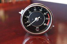 Early 1970 BMW E9 VDO 2800 3.0 CS CSI Tachometer - Refurbished