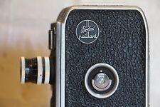 8mm Film Camera C8S  Bolex Pillard - Working Condition!