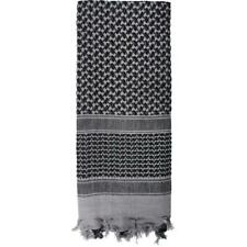 Rothco Lightweight Shemagh Tactical Desert Scarves - 4537 Grey