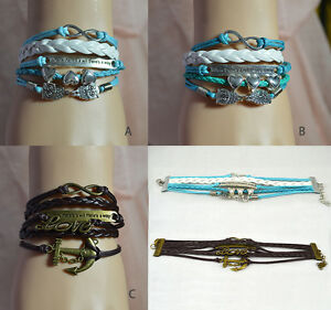 Woven Where there's a will there's a way Love Bracelets buy 2 get 1 free (add 3)