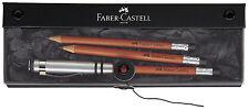 Faber Castell Perfekter Bleistift DESIGN braun Geschenkset