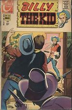 Charlton Billy The Kid Mar 1971 Trail To Boothill