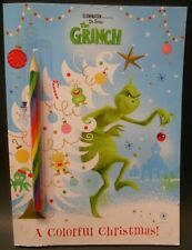 A Colorful Christmas! by Golden Books Staff (2018, Trade Paperback)