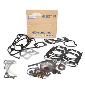 GENUINE SUBARU 00-03 Impreza Forester Legacy 2.5L ENGINE GASKET KIT 10105AA860