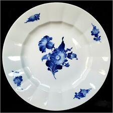 ROYAL COPENHAGEN BLUE FLOWERS DINNER PLATE DENMARK