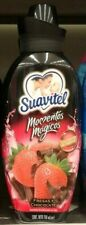 Suavitel~Magic Moments~Fresas y Chocolate~750ml~Fabric Softener~30% MorePerfume