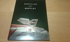 Usado - Dossier de Prensa BREITLING  FOR BENTLEY. Item For Collectors -