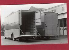 More details for duple motor bodies hendon london coachbuilders adverting pullman coach rp ak751