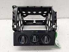 VW POLO 9n 9n3 Fox riscaldamento regolamentazione funzionamento riscaldamento supplementare 6q0819045p