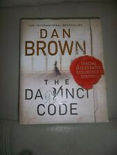 Dan Brown The Da Vinci Code Special Illustrated Collector's Hardback 1st Edition