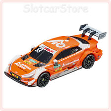 "Carrera GO 64112 Audi RS 5 DTM ""J. Green No.53"" 1:43 Slotcar Auto auch GO Plus"