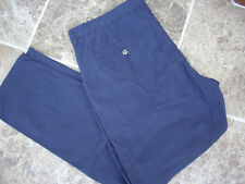 "KANGOL ROYAL BLUE CHINO TROUSERS KANGOL COTTON SLIM LEG TROUSERS 40"" W X 31"" L"