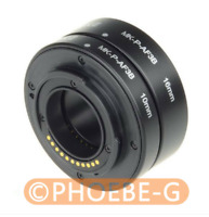 Meike Automatic Extension Tube for Micro Four Thirds M4/3 Panasonic Olympus