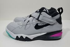 Nike Air Force Max CB 34 Mens Basketball Shoes Wolf Grey Black Size 12