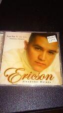 Fue por Ti, En Vivo, Ericson Alexander Molano - CD