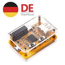 USB Isolator Hi-Fi Audio Noise Eliminator USB-Störungsfilter für Daten und Strom