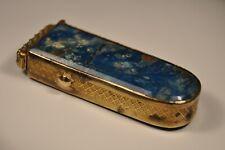 ANTIQUE VESTA CASE MATCH BOX HARD STONE BOX PYROGENE ANCIEN PIERRE DURE