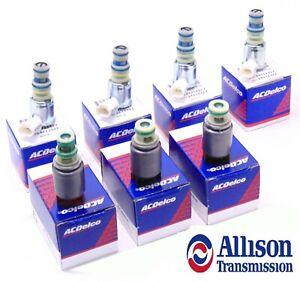 Shift Solenoid Kit Allison Trans. 1000/2000 6-Speed Duramax 2006-2009