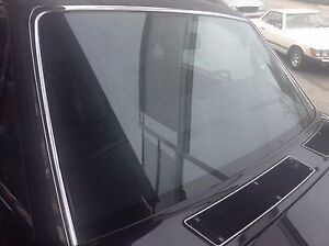 81 - 98 ROLLS ROYCE SILVER SPUR spirit Dawn FRONT WINDSHIELD MOLDING perfect
