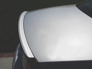 Painted Trunk lip spoiler For Volkswagen Passat MK5 1996