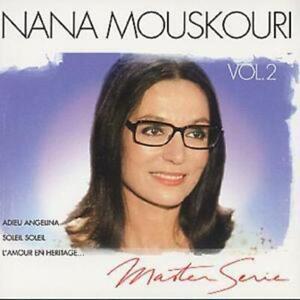 Nana Mouskouri : Master Series: Vol.2 CD (2000)