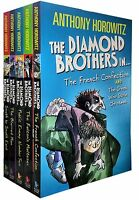 Anthony Horowitz The Diamond Brothers Collection 7 Titles in 5 Books Pack Set