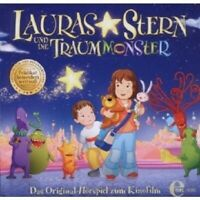 """LAURAS STERN """"LAURA UND DIE TRAUMMONSTER"""" CD NEU"""