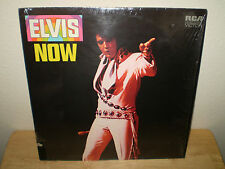 "ELVIS PRESLEY...""ELVIS NOW""......OOP ALBUM"