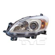 Driver Left Halogen Headlight Assembly TYC 20-9278-00-1 for Mazda 5 2012-2015