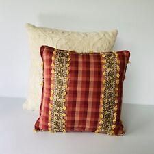 Pottery Barn Pillow Set - Farmhouse Home Decor - Throw Pillow Set