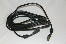 35ft DVI-D Dual Link DIGITAL Male to Male HDTV Gold Plated Cable
