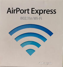 Apple MB321LL/A AirPort Express Base Station Wireless-N router AirPlay A1264 5P