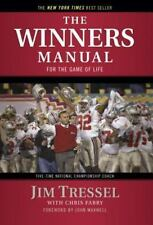 R6 - The Winners Manual For the Game of Life by Jim Tressel Ohio State Buckeyes