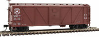 Walthers HO Scale 40' SS Wood Composite ARA Boxcar Maine Central/MEC #36180