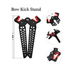 Black Bow Stand Compound Bow Holder Rack Limb Clamp Kick Stand Holder Shooting L