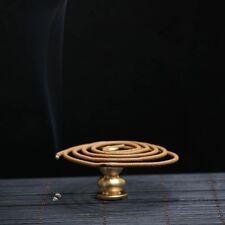 Coil Burner Stick Holder Incense Brass Gourd Shaped