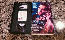 THE BID TOWN RARE VHS TAPE! 1987 COMEING-OF-AGE FILM! MATT DILLON, BRUCE DERN!