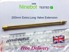 NINEBOT ONE Tyre Valve Extention 200mm,  Ninebot One Tyre Inflator .