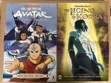 AVATAR The Last Airbender/ Legend Of Korra POSTER North South Comic Con 2016