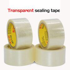 48/55/60mm Width Clear Shipping Sealing Box Carton Packing Packaging Tape