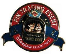 Disney Pin 68587 DLRP Phantom Manor Trading Event Chip Dale Stitch Doombuggy LE