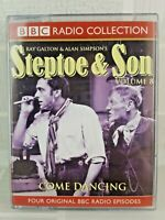 Steptoe and Son Come Dancing 8 BBC Radio  by Alan Simpson Audiobook CASSETTE  10